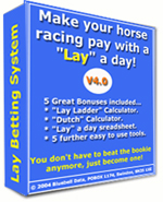 Lay Betting system